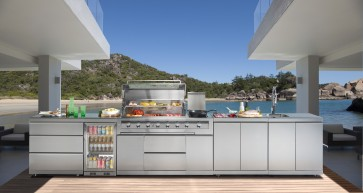 Galaxy Outdoor Kitchen