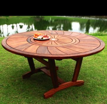 Nevis 1550mm Round Table