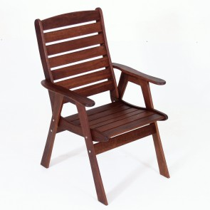 Bahama High Back Chair