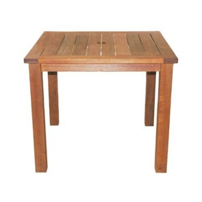 Islander 900mm Square Table