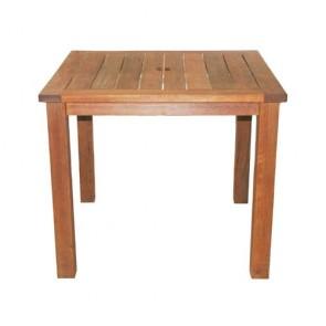Islander 900mm Square Table
