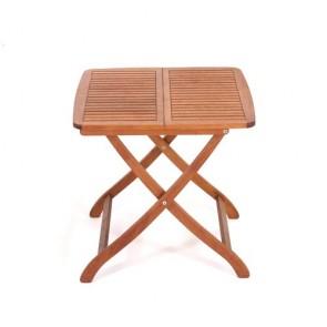 Martinique 700mm Square Table