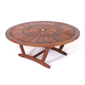 San Juan Swirl 1880mm Round Table