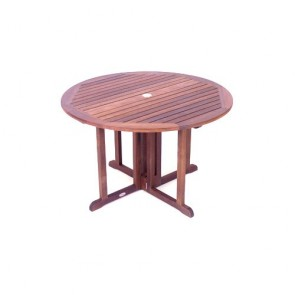 St Lucia 1200mm Dropside Table