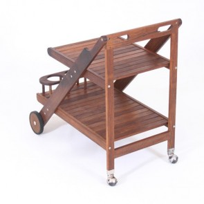 Eco Drinks Trolley