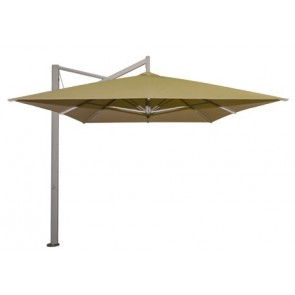 R & R De-Luxe Rectangle Side Post/Cantilever Umbrella