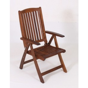 Trinidad Highback Mulit Positional Folding Chair