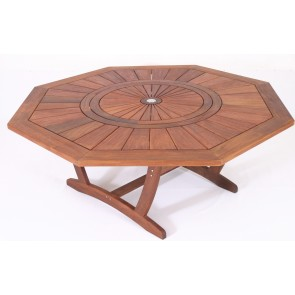 Havana Twist 1880mm Octagonal Table
