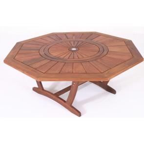 Havana Twist 1880mm Octagonal Table