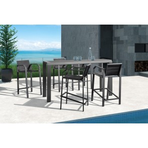 Indosoul Nomad Bar Setting Charcoal/Black