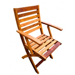 Sandaway Folding Arm Chair