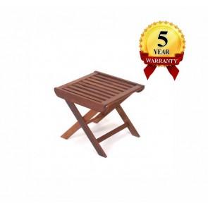 Trinidad Folding Footstool/Side Table