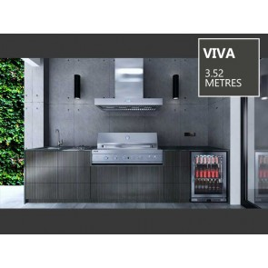 Euro Alfresco - VIVA Package 3.52 Metres